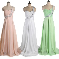 Cheap Chiffon Formal Dress Evening Dressess Wedding Party Dress