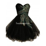 Gorgeous A-Line Sweetheart Embroidery Beading Short Formal Cocktail/Party Dress New
