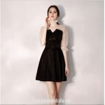 Australia Little Black Dress V-neck Knee-Length Half Sleeves Formal Dress Evening Gowns New