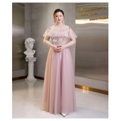 Cute Floor Length A-line Pink Tulle Plus Size Formal Dress Lace up Spaghetti Straps