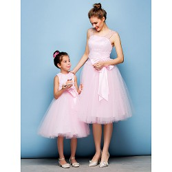 Australia Formal Dresses Cocktail Dress Party Dress Blushing Pink Plus Sizes Dresses Petite Ball Gown Straps Short Knee Length Tulle