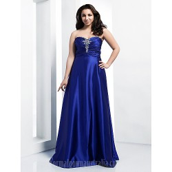 Australia Formal Dress Evening Gowns Prom Gowns Military Ball Dress Royal Blue Plus Sizes Dresses Petite A Line Princess Sweetheart Strapless Long Floor Lengthstretch