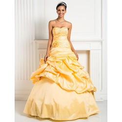 Prom Gowns Australia Formal Dress Evening Gowns Quinceanera Sweet 16 Dress Daffodil Plus Sizes Dresses Petite Princess Ball Gown A Line Sweetheart Strapless