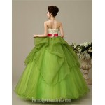 Australia Formal Dress Evening Gowns Clover Plus Sizes Dresses Petite Ball Gown Sweetheart Long Floor-length Organza Formal Dress Australia