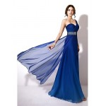 Australia Formal Dress Evening Gowns Burgundy Royal Blue A-line Sexy One Shoulder Long Floor-length Chiffon Formal Dress Australia