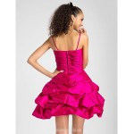 Australia Formal Dresses Cocktail Dress Party Dress Homecoming Prom Gowns Sweet 16 Dress Fuchsia Plus Sizes Dresses Petite Princess Ball Gown A-lineSweetheart Spaghetti Formal Dress Australia