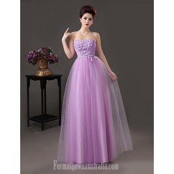 Australia Formal Dress Evening Gowns As Picture A Line Sweetheart Long Floor Length Satin