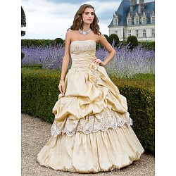 Prom Gowns Australia Formal Dress Evening Gowns Quinceanera Sweet 16 Dress Champagne Plus Sizes Dresses Petite Ball Gown A Line Princess Strapless Long Floor Length