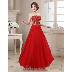 Australia Formal Dress Evening Gowns Ruby Plus Sizes Dresses A Line Strapless Long Floor Length Satin
