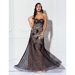 Military Ball Australia Formal Evening Dress Champagne Plus Sizes Dresses Petite A-line Sweetheart Long Floor-length Lace Dress Stretch Satin