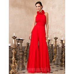 Prom Gowns Australia Formal Dress Evening Gowns Ruby Plus Sizes Dresses Petite High Neck Long Floor Length Chiffon