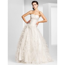 Prom Gowns Military Ball Australia Formal Dress Evening Gowns Ivory Plus Sizes Dresses Petite A Line Princess Strapless Sweetheart Long Floor Length Organza