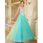 Australia Formal Dress Evening Gowns Multi-color A-line Sweetheart Long Floor-length Organza Formal Dress Australia