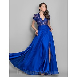 Australia Formal Dress Evening Gowns Military Ball Dress Royal Blue Apple Hourglass Inverted Triangle Pear Plus Sizes Dresses Petite Misses