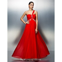 Australia Formal Dress Evening Gowns Ruby Plus Sizes Dresses Petite A-line Sexy One Shoulder Long Floor-length Tulle Dress