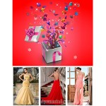 Free Shipping Lucky Bag Contains Three Special Occasion Dresses Formal Dress Australia