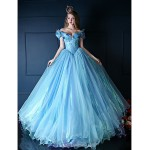 Australia Formal Dress Evening Gowns Pool Petite Ball Gown V-neck Chapel Train Organza Tulle Charmeuse Formal Dress Australia