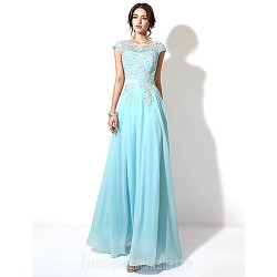 Australia Formal Dress Evening Gowns Grape Sky Blue Candy Pink Plus Sizes Dresses Petite A-line Bateau Long Floor-length