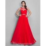 Australia Formal Dress Evening Gowns Prom Gowns Military Ball Dress Ruby Plus Sizes Dresses Petite A-line Princess Jewel Long Floor-length Chiffon Formal Dress Australia