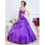 Prom Gowns Australia Formal Dress Evening Gowns Quinceanera Sweet 16 Dress Regency Plus Sizes Dresses Petite A-line Princess Ball Gown Strapless Sweetheart Formal Dress Australia