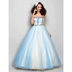 Prom Gowns Australia Formal Evening Dress Sky Blue Plus Sizes Dresses Petite A-line Sweetheart Long Floor-length Tulle Dress